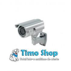 Camera de supraveghere CCTV cu lentile varifocale Konig SEC-CAM740 - Camera CCTV