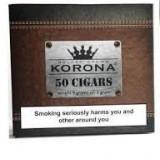 Tutun din tigarile de foi Korona 450g