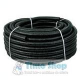Tub flexibil din PVC ignifug Ø=25mm Elbi