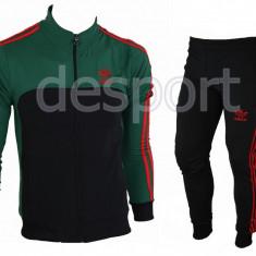 Trening barbati ADIDAS - Bluza si pantaloni conici - Model NOU - Pret Special -, Marime: XL/XXL, Culoare: Din imagine