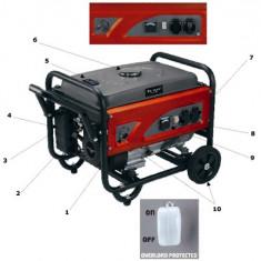 Generator curent 2.6 kW Einhell RT-PG 3250