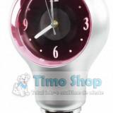 Ceas de perete cu ecran luminat basicxl BXL-LC10