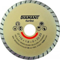 Disc diamantat Turbo 300 mm 21424