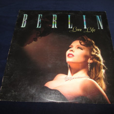 Berlin ‎– Love Life _ vinyl, LP, album, SUA - Muzica Dance Altele, VINIL