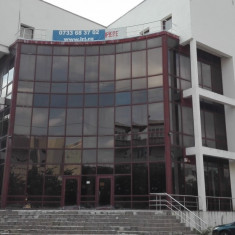Teren 2000 mp si cladire de birouri,  Piatra Neamt, Neamt, Parter