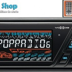 Radio auto şi player muzică VB 6000 - CD Player MP3 auto