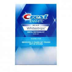 Albirea Dintilor cu Crest Whitestrips Vivid - CUTIE 20 BENZI