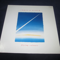 Chris de Burgh ‎– Flying Colours _ vinyl(LP, album) UK - Muzica Pop Altele, VINIL