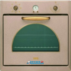 Cuptor incorporabil electric Franke CM 85 M OA retro, multifunctional, ceas analogic, avena