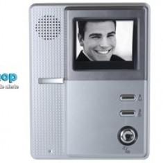 Set video-interfon de poartă, cu fir DPV 21
