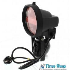 Lampa halogen cu senzor de miscare camera video SEC-LAMP-SL1001 - Senzori miscare