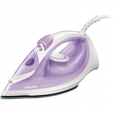 Fier de calcat Philips EasySpeed GC1026/30, Talpa antiaderenta, 2000 W, 200 ml