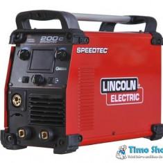 Aparat sudura invertor Speedtec-200C LINCOLN ELECTRIC