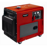 GENERATOR CURENT 4.2KW 3.0KW EINHELL RT-PG 5000 DD DIESEL, Generatoare uz general