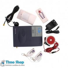 Sistem de alarma gsm, sms, sa-gsm ALARM-SMS-GSM - Sisteme de alarma