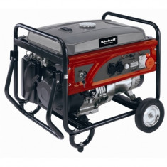Generator electric Einhell RT-PG 5500 D - Generator curent Einhell, Generatoare uz general