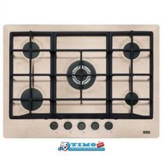 Plita Gaz Incorporabila Multi Cooking 700 - 5 Arzatoare FHM 705 4G TC OA C Avena Franke - Plita incorporabila Franke, Crem, Numar arzatoare: 5