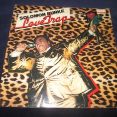 Solomon Burke - Love Trap _ vinyl, LP, album, Elvetia - Muzica R&B Altele, VINIL