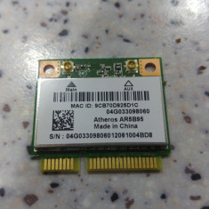 Placa de retea wireless laptop Asus K53U, X53U