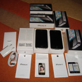 Apple iPhone 4 16GB NEVERLOCKED CA NOI LA CUTIE - 439 LEI !!!