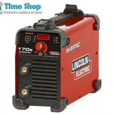 Aparat de sudura Invertec 170S LINCOLN ELECTRIC - Invertor sudura