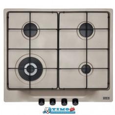 Plita Gaz Incorporabila Multi Cooking 600 - 4 Arzatoare FHM 604 3G TC OA C Avena Franke - Plita incorporabila Franke, Crem, Numar arzatoare: 4
