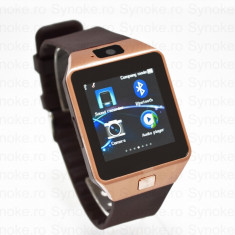 SMARTWATCH BLUETOOTH DZ09 - cartela SIM