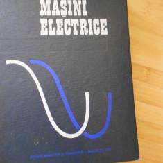 TOMA DORDEA--MASINI ELECTRICE - 1970 - Carti Electrotehnica