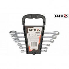 Set Chei Combinate 8-19MM Yato YT-00581 - Cheie combinata