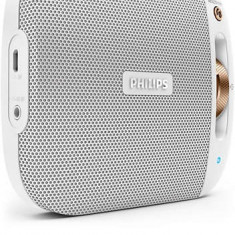 Boxa portabila wireless Philips BT2600W/00, Multipair, Bluetooth, 4 W