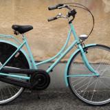 Bicicleta Gepida Amsterdam / City Bike / Bicicleta de oras + cos de nuiele CADOU