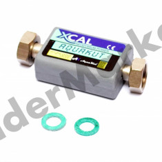 Filtru magnetic anticalcar X-Cal Aquakut 1/2 - Aparat Filtrare si Dozator Apa