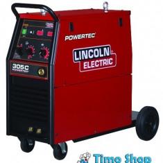 Aparat sudura Mig Mag electric Powertec 305C 4R LINCOLN ELECTRIC