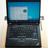 "Laptop business LENOVO Thinkpad T500 4GB ddr3 Core2duo 2.3ghz 320gb 15.4"" - Laptop Lenovo, Intel Core 2 Duo, Windows 8.1"