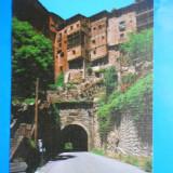 HOPCT 25971 SPANIA ALBARRACIN /VEDERE PARTIALA SI TUNELUL -NECIRCULATA, Printata