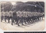bnk foto - Militari la parada - anii `30-`40 - stare dificila