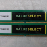 kit 4gb  Corsair Value Select 4GB DDR3 1333MHz CL9 Dual Channel Kit