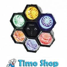 Lumini pentru petrecere - 5 culori BXL-LINKLED20 - Lumini club