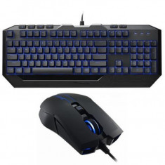 Kit mouse si tastatura gaming Cooler Master Devastator II, USB