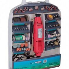 Mini Polizor Raider Power Tools drept Raider RD-MG06 135W