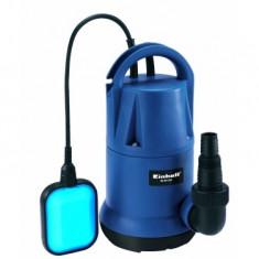 Pompa submersibila pentru Einhell 250W BG-SP 250 - Pompa gradina Einhell, Pompe submersibile, de drenaj