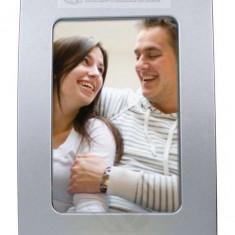 Rama foto digitala DVB-T, argintiu, 12x18 cm, Konig KN-DVBT-IN83