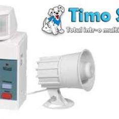 Alarmă pe infraroşu cu cod numeric HS 40
