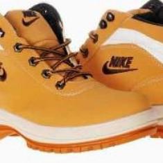 Bocanci Ghete Nike Barbati - Bocanci barbati Nike, Marime: 39, 40, 41, 42, 43, 44, 45, Culoare: Din imagine, Piele sintetica