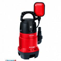 Pompa submersibila apa murdara 780 W GH-DP 7835 - Pompa gradina Einhell