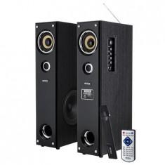 SISTEM AUDIO KARAOKE KOM0328 IT11500 FM/SD/USB INTEX
