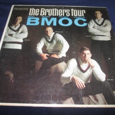 The Brothers Four - B.M.O.C. (Best Music On/Off Campus)_ vinyl, LP, album, SUA - Muzica Pop Columbia, VINIL