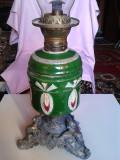 LAMPA MAJOLICA