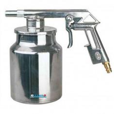 Pistol de sablat Einhell ESSP 2005 - Dispozitiv de sablare Service