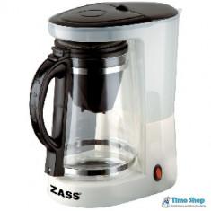 Aparat de cafea si ceainic Zass ZCTM01 - Cafetiera